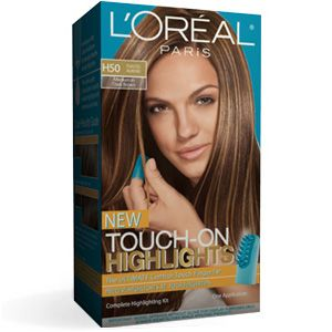 Touch on highlights allure best of beauty works for diy ombre touch on highlights by loral paris at home do it yourself and precise natural looking hair color highlighting kit for subtle or dramatic streaks solutioingenieria Images