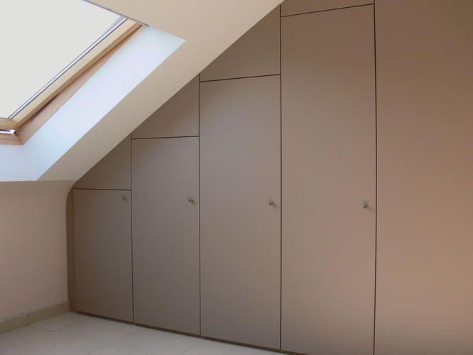 Afbeeldingsresultaat voor underlayment vloer schilderen Zolder - schlafzimmerschrank nach maß