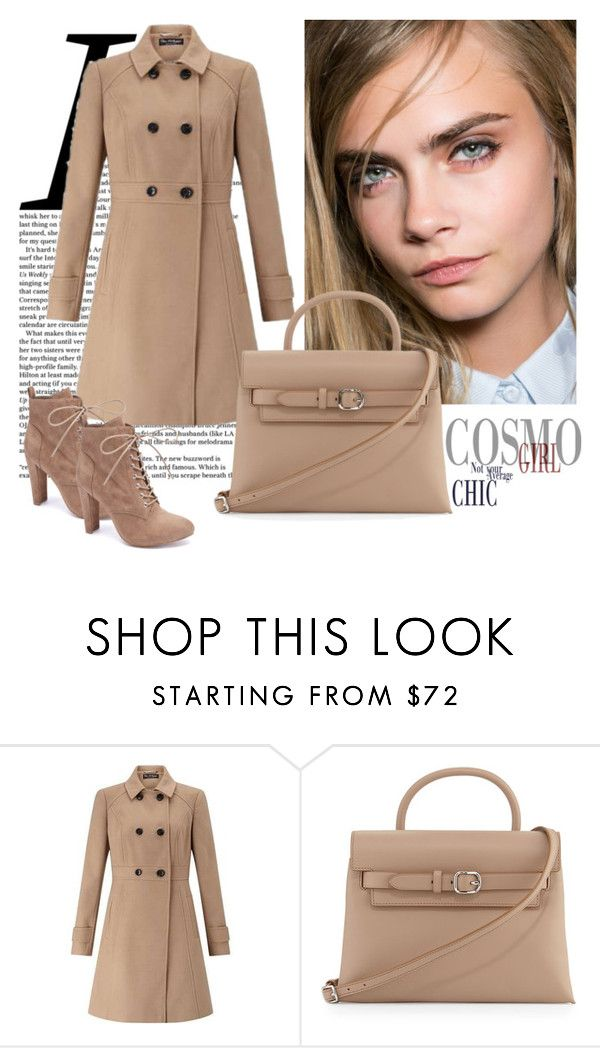 """beige"" by century-fashion ❤ liked on Polyvore featuring Miss Selfridge, Alexander Wang and Wild Diva"