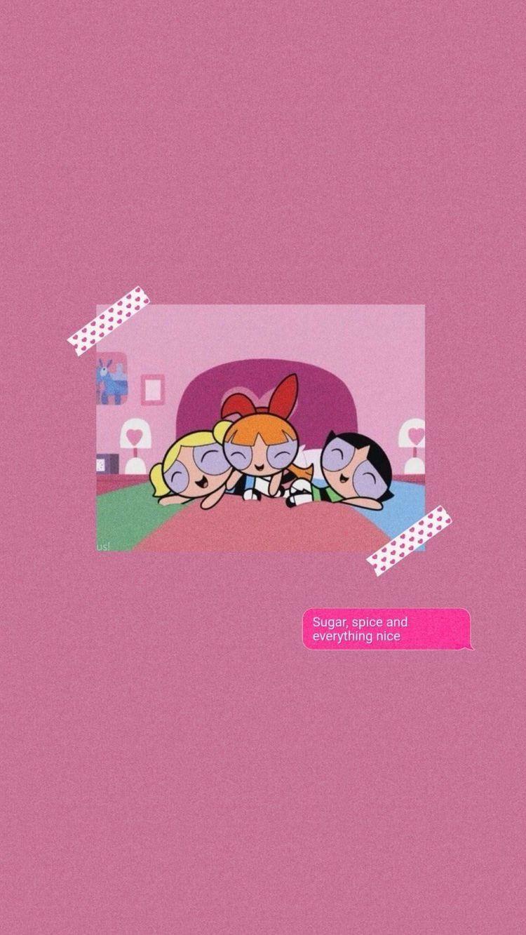 Powerpuff Girls Powerpuff Girls Wallpaper Cartoon Wallpaper Cartoon Wallpaper Iphone