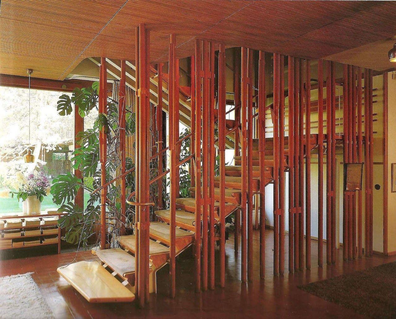 Best Alvar Aalto Villa Mairea Escaleras Arquitectura 640 x 480