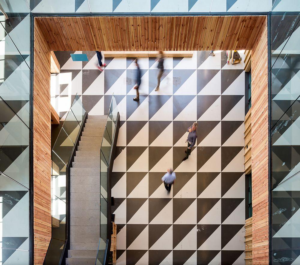 The Estonian Way Kadarik Tüür Arhitektid's Pavilion