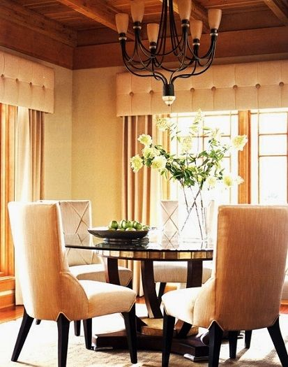 Valances For Windows  Valances For Sliding Glass Doors  Wood Pleasing Dining Room Valances Review