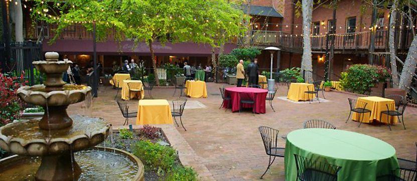 sacramento event venue courtyard d oro wedding ideas