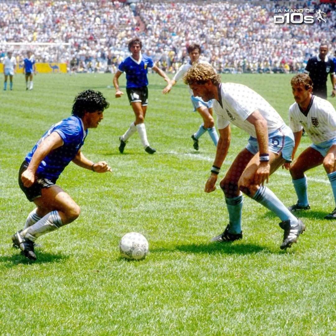 Diego Vs Inglaterra 1986 Diego Maradona Futbol Argentina