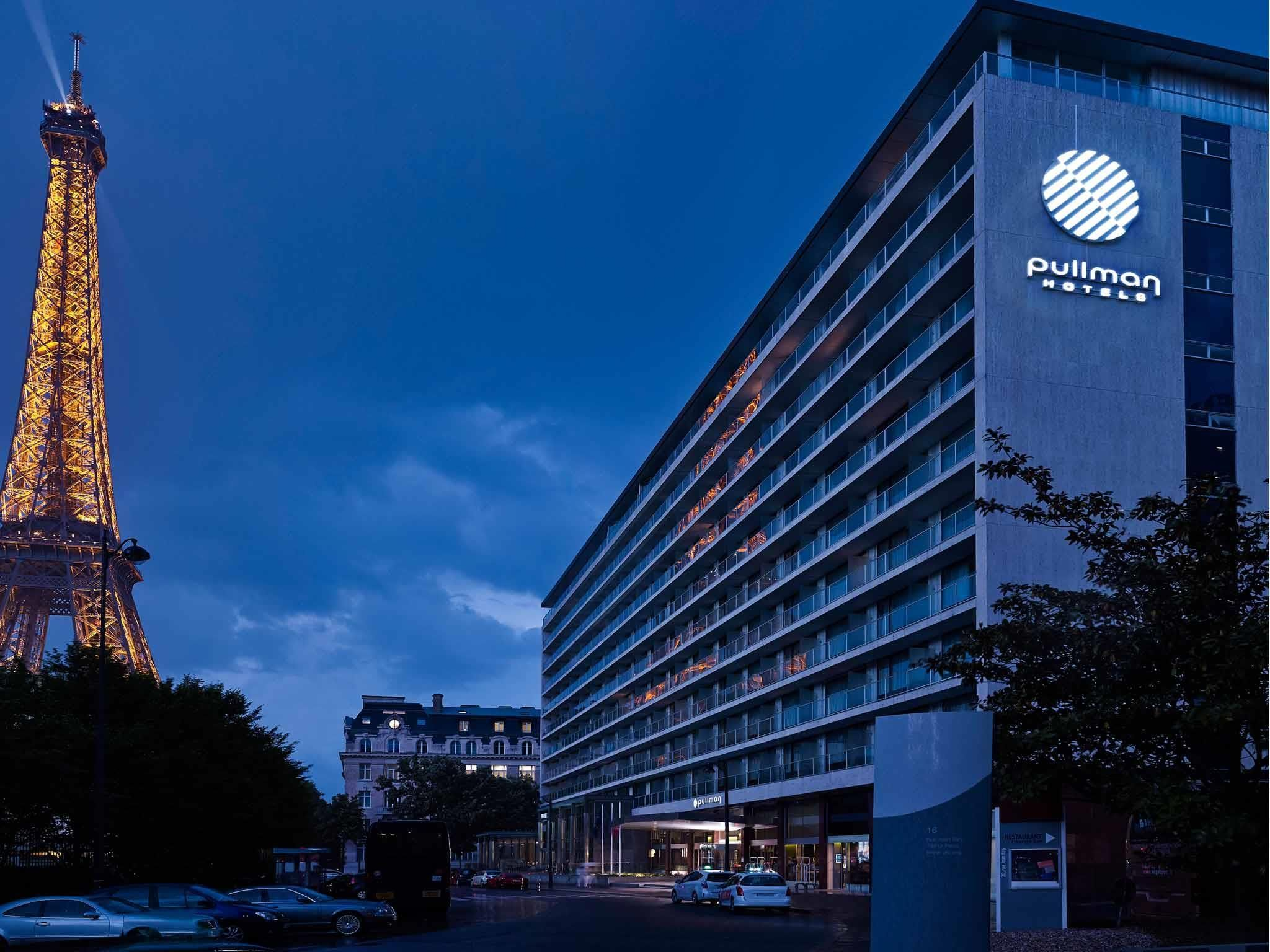Paris Pullman Tour Eiffel Hotel France Europe Is Perfectly