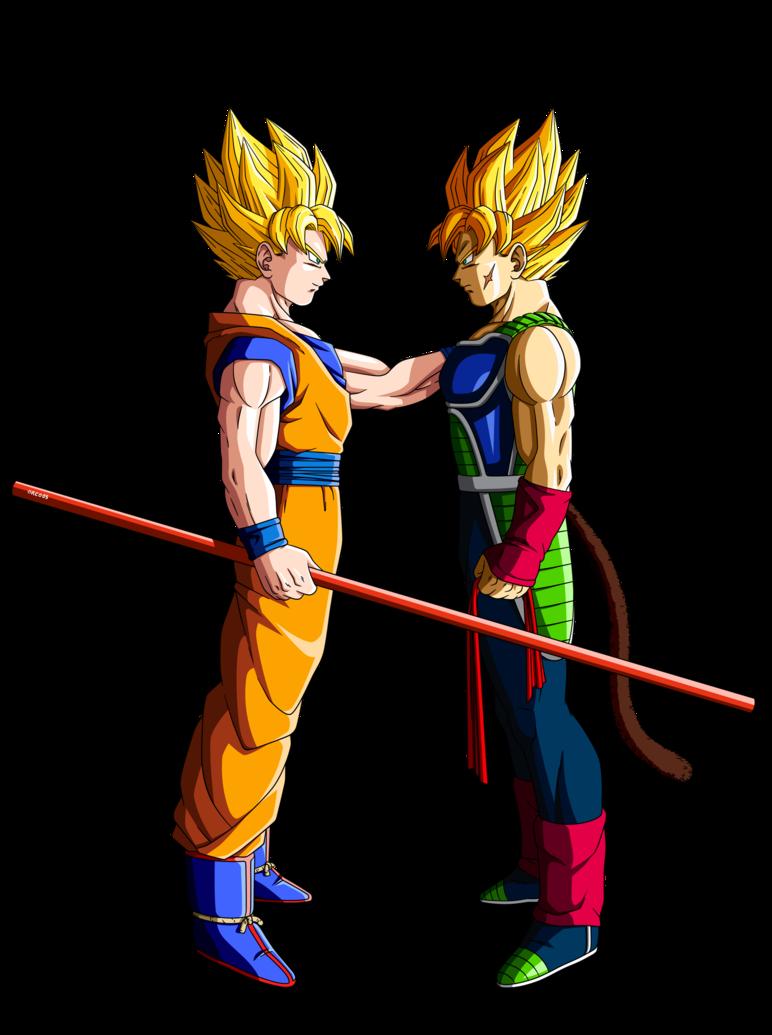 Son Goku And Bardock By Orco05 Dragon Ball Super Goku Dragon Ball Super Art Dragon Ball Art