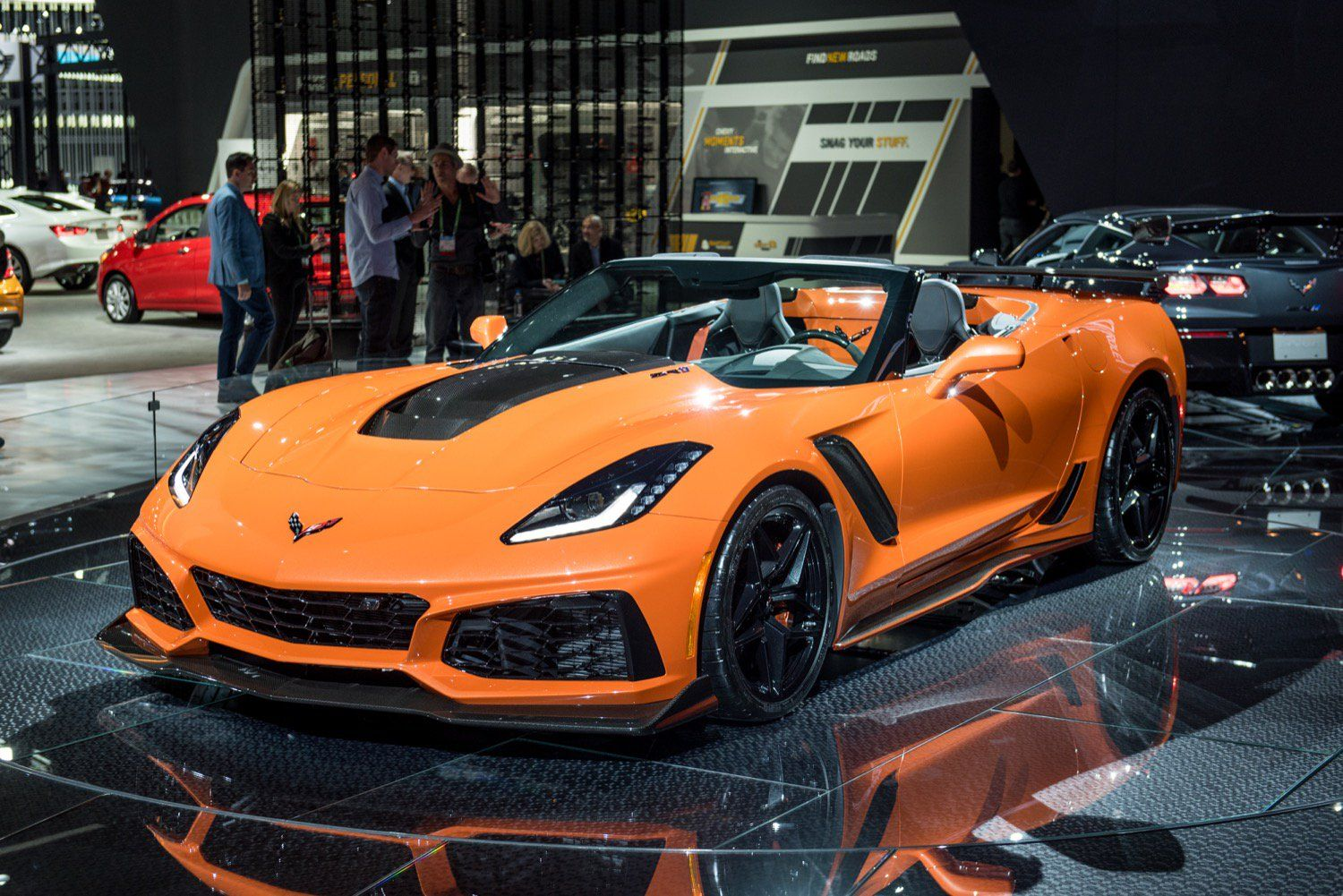 Ztk Track Performance Package To Be Available On 2019 Corvette Zr1
