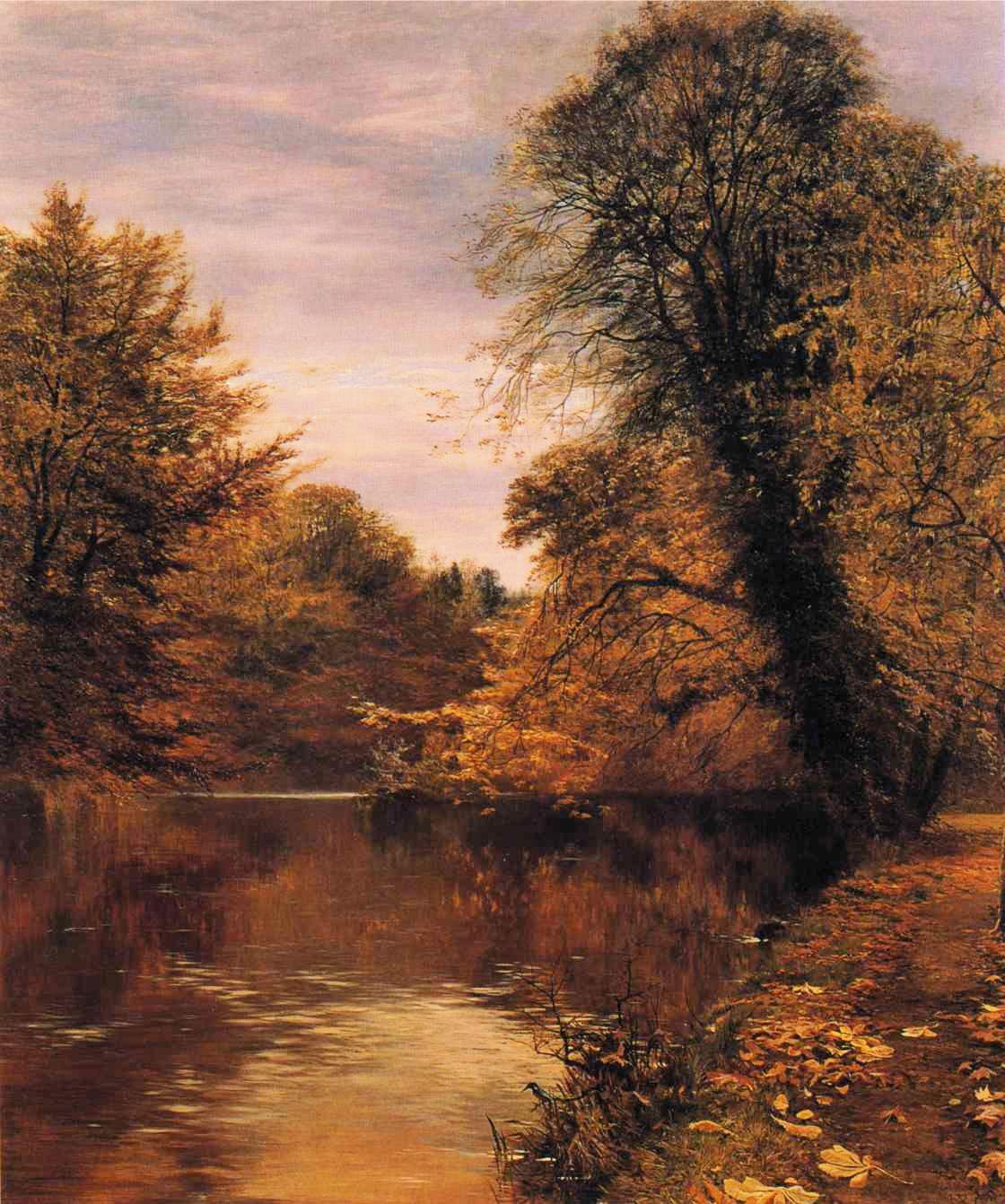 Vicat Cole Landscape, Summer,