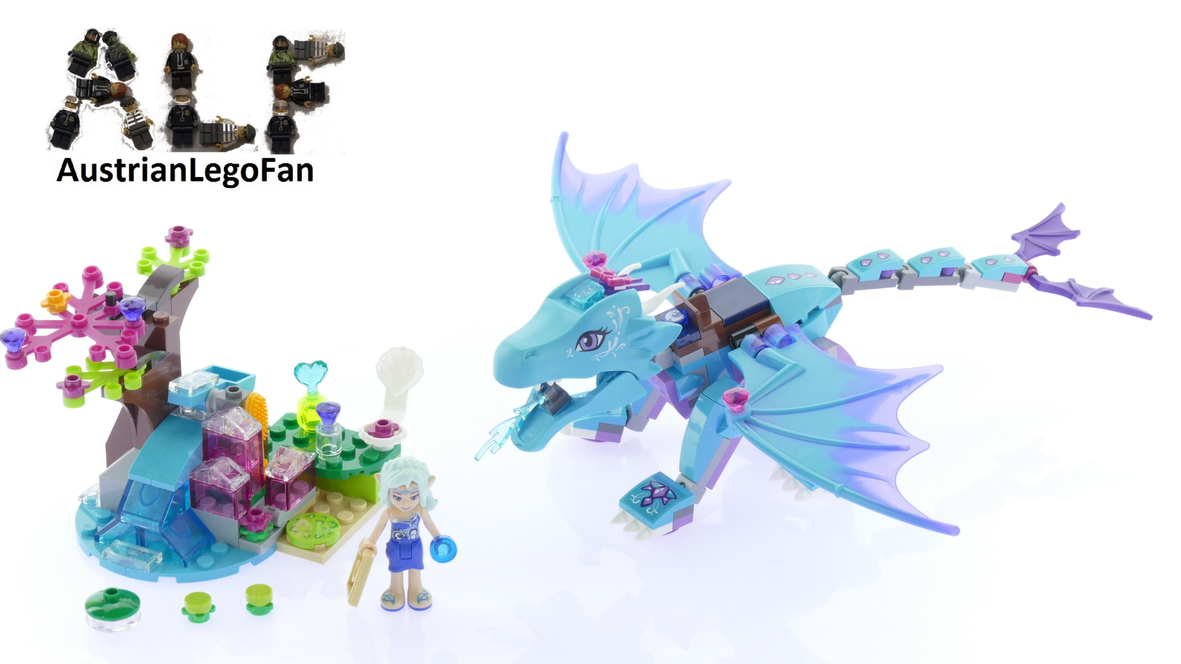 Lego Elves 41172 The Water Dragon Adventure - Lego Speed