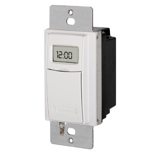 Intermatic St01 Self Adjusting Wall Switch Timer White Want To Know More Click On The Image Digital Timer Lights Timer Timer