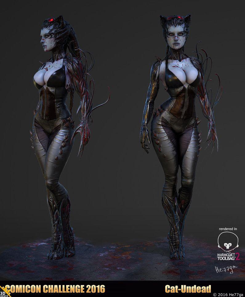 Making Of Exoskeleton suit (2) — Компьютерная графика и