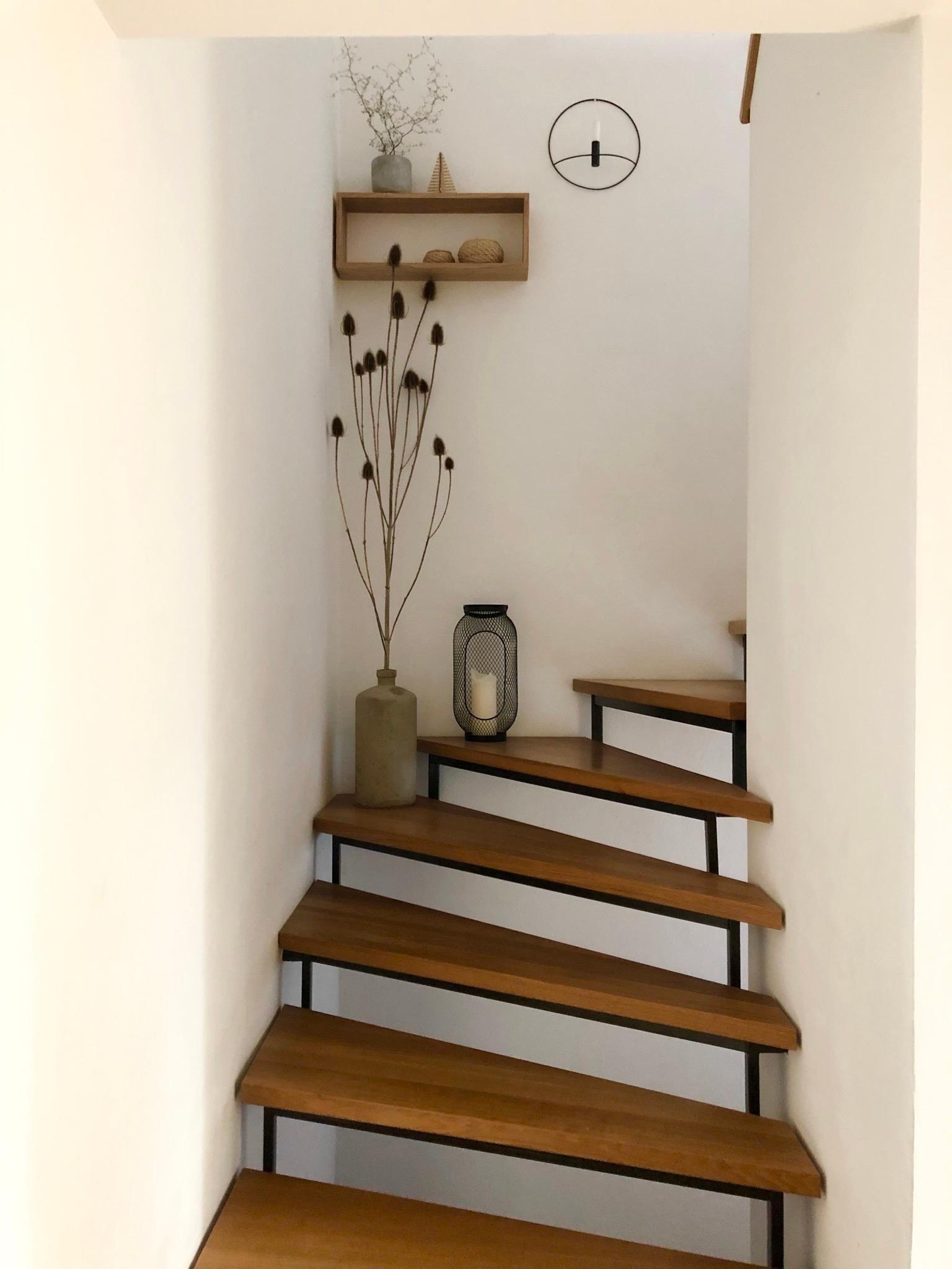 Deko fürs Treppenhaus