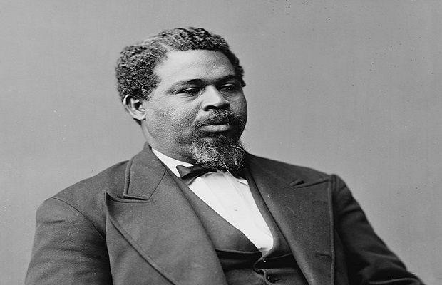 El congresista estadounidense que nació como esclavo  - Cuaderno de Historias