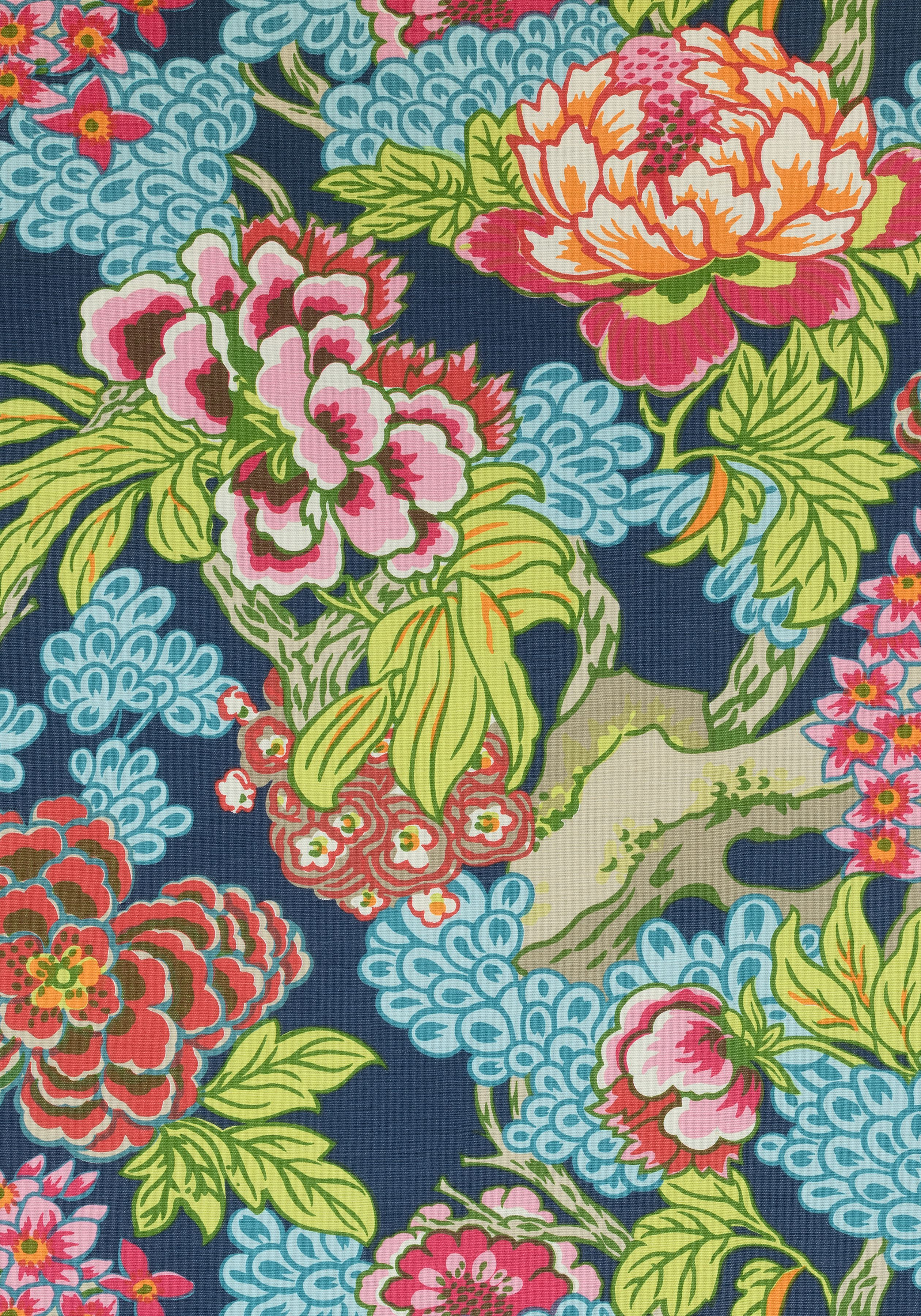 HONSHU, Navy, F975488, Collection Dynasty from Thibaut