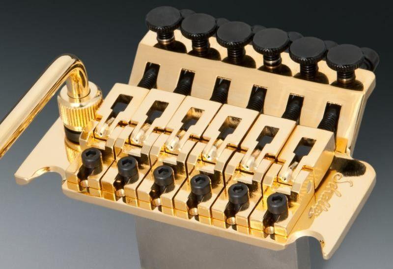 SB-5290-002 Schaller Lockmeister Gold Tremolo in 2019