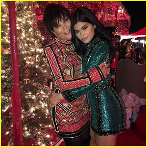 How To Be #ChristmasGoals This Season With Help From The Kardashians