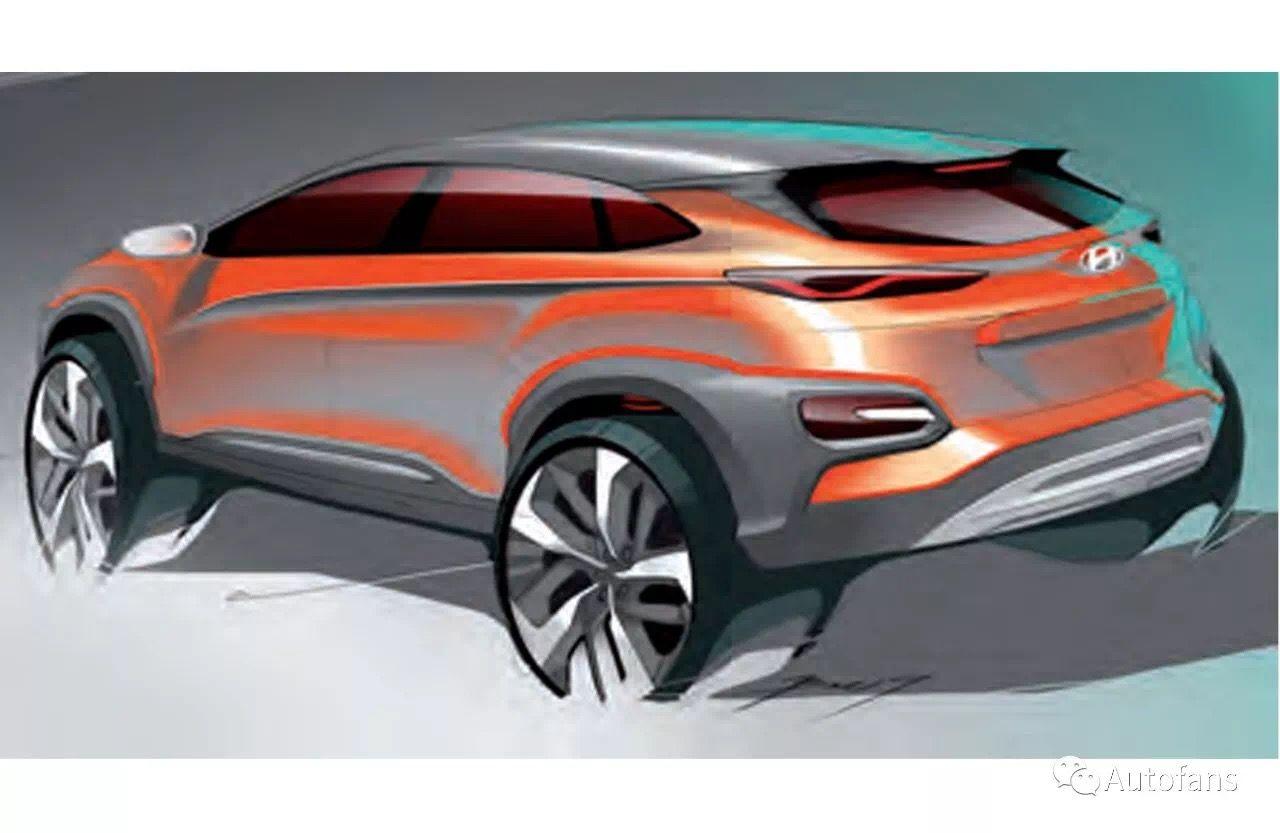 Hyundai Kona Car Design Sketch Cool Car Pictures Car Illustration