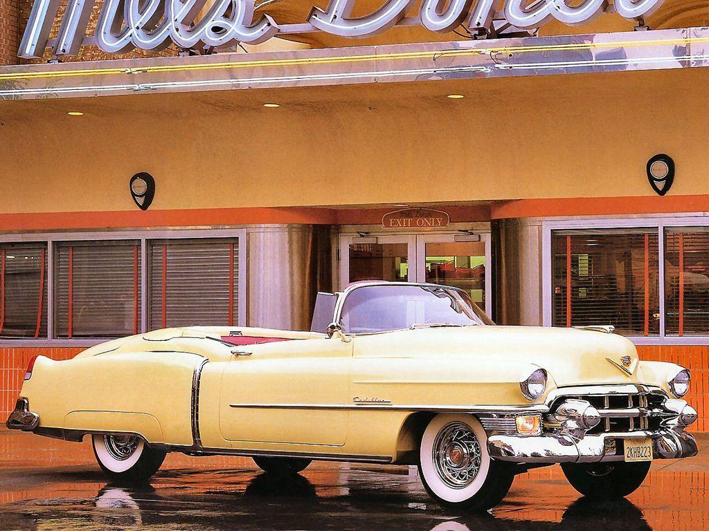 Pin on Cadillac Glory Days