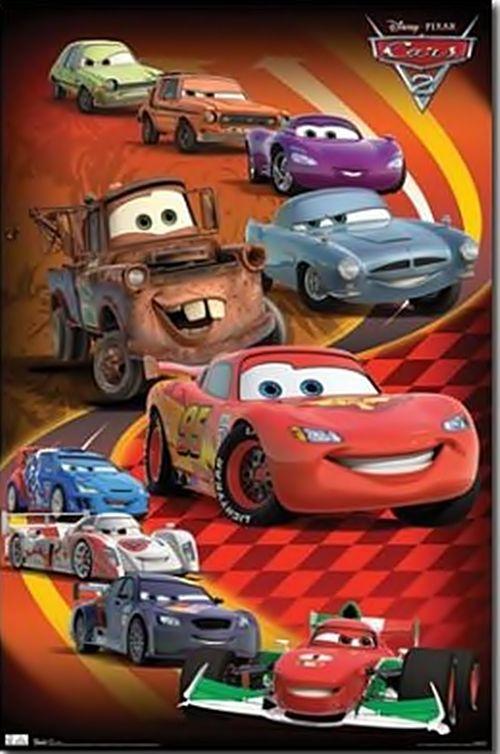 Disney Cars Birthday Party Ideas Carros Da Disney Filme Carros