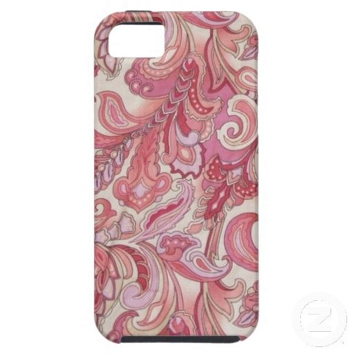 #iPhone5 #case - #Floral #Paisley in #Pink #iphone #casemate #iphone5cases #iphonecovers