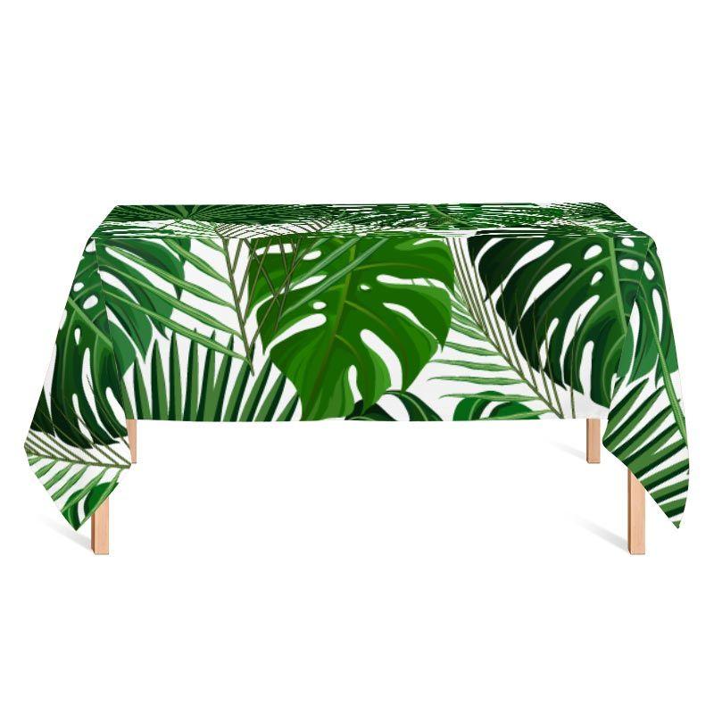Super Tafelkleed Palmbladeren patroon   Tafelkleden - Outdoor decor GA45