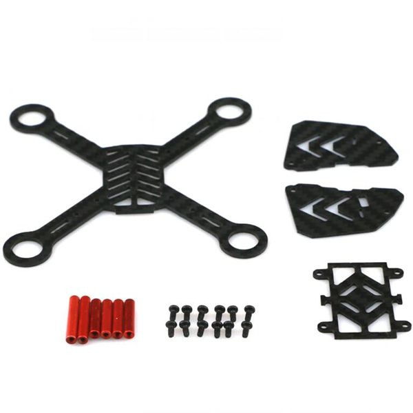 Eachine Tiny QX100 Micro FPV Racing Quadcopter Spare Parts Carbon ...