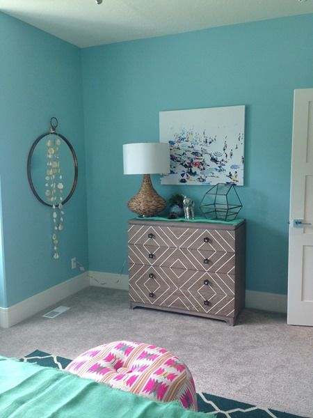Images Of Rooms Painted With Sherwin Williams Paint Rapture Blue