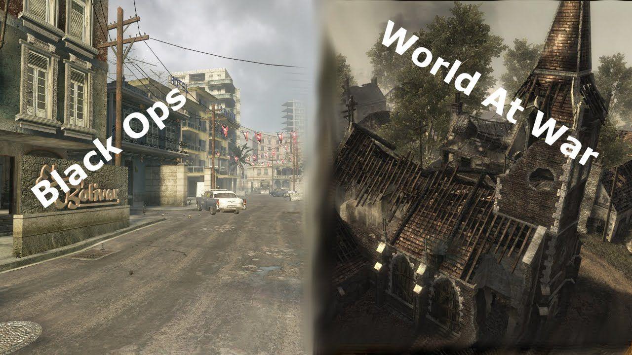 World at War & Black Ops Maps Returning in Black Ops 3 DLC ...