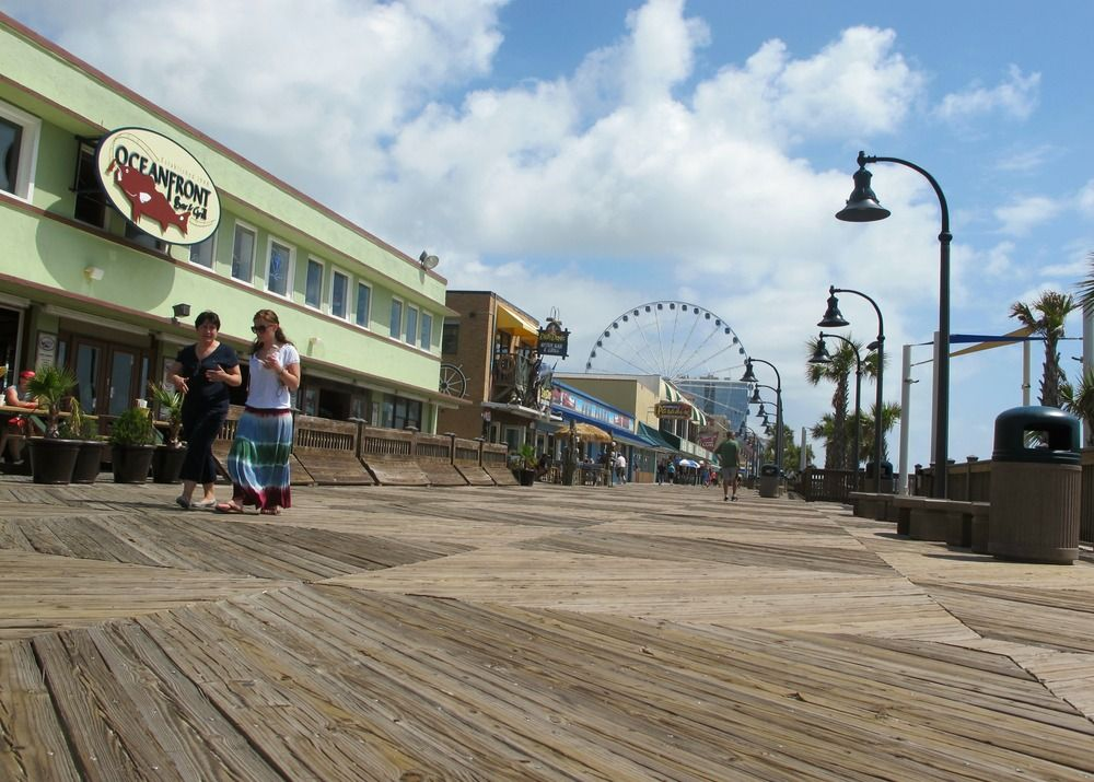 Americas most awesome boardwalks myrtle beach vacation