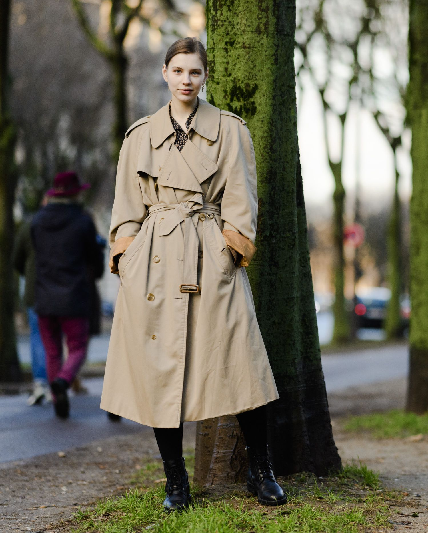 The Best Street Style From Paris Fashion Week Fall
