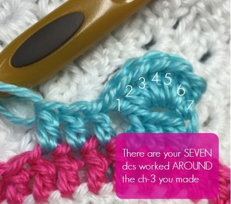 How to Crochet the Reverse Shell Stitch (With Photos) | kostenlose ...