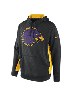 7cb48658 The Nike Lacrosse Pullover KO Practice 1.3 (Iroquois Nationals) Men's  Training Hoodie.