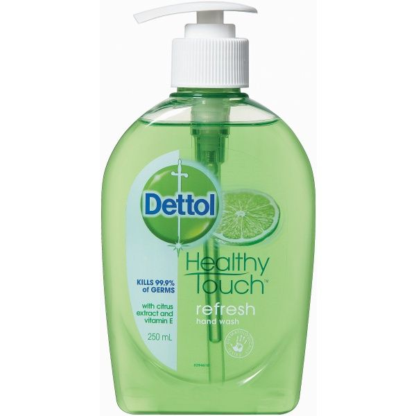Dettol Shower Cream Fresh 600 G New Sealed Made In Thailand