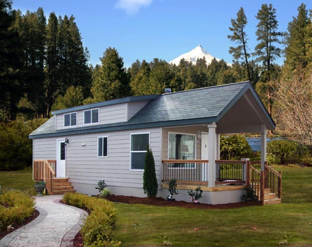 Quality park model homes