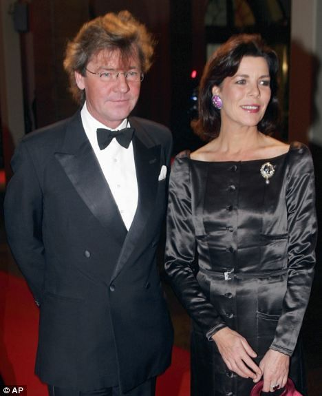 Princess Carolines First Husband: Princess Caroline 'to Divorce Third Husband', Reigniting