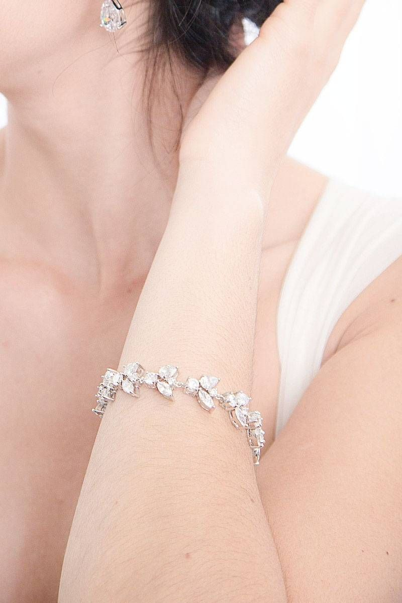 Helena cz bracelet bracelets party fashion and ring