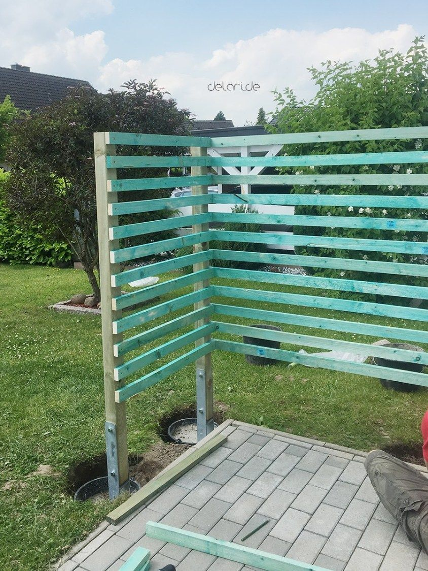 Pin Auf Garten Sichtschutz