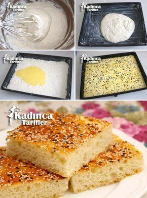 Pratik Puf Çörek Tarifi, Nasıl Yapılır? - Kadınca Tarifler - Lezzetli, Pratik ve En Nefis Yemek Tarifleri Sitesi