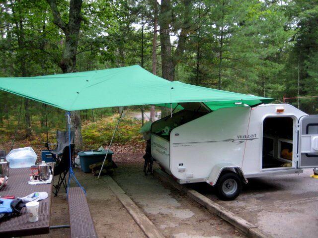 Microlite Trailers Teardrop Camper Camper Diy Camping