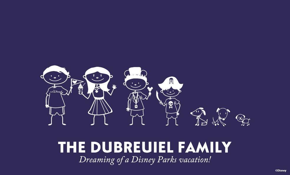 I built this stick figure family to show off my Disney Side! You can show your family's Disney Side too http://buildyourdisneyside.com/en-us/Detail/2ebc088e-c151-448d-a656-cfe6960598a0