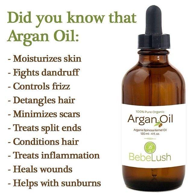 Holistic Health Argan Oil Benefits Argan Oil Natural Hair Tips