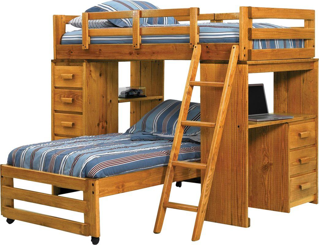 Twin L Shaped Bunk Bed Bunk Bed With Desk Twin Loft Bed Bunk
