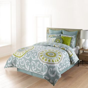 Bedroom Decor Kohl S home classics ibiza 10-pc. comforter set - king | beautiful