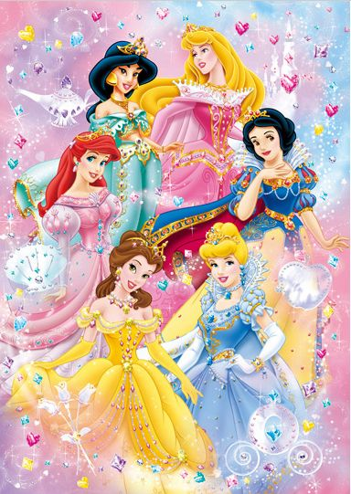 The Disney Marketing Tactic Of Lumping All The Princesses Together
