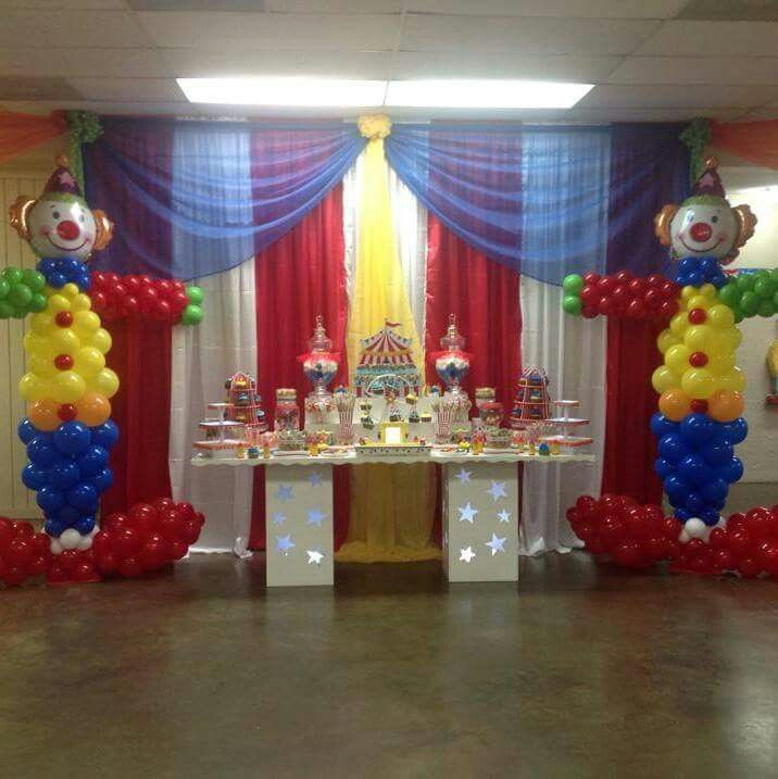 Decoracion de payaso en puerto rico bday ideas 4 boys for Acanthus decoration puerto rico