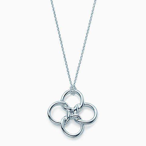 Elsa peretti quadrifoglio pendant in sterling silver things i elsa peretti quadrifoglio pendant in sterling silver mozeypictures Gallery