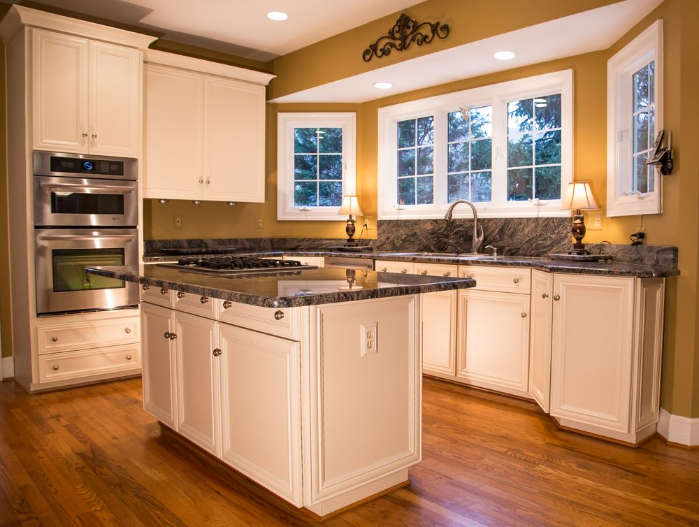 After Shot of NRS Cabinet Refacing (With images) | Cabinet ...