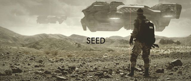 SEED, um curta-metragem situado no ano 2071, em que a tecnologia trouxe a humanidade à beira da colonização