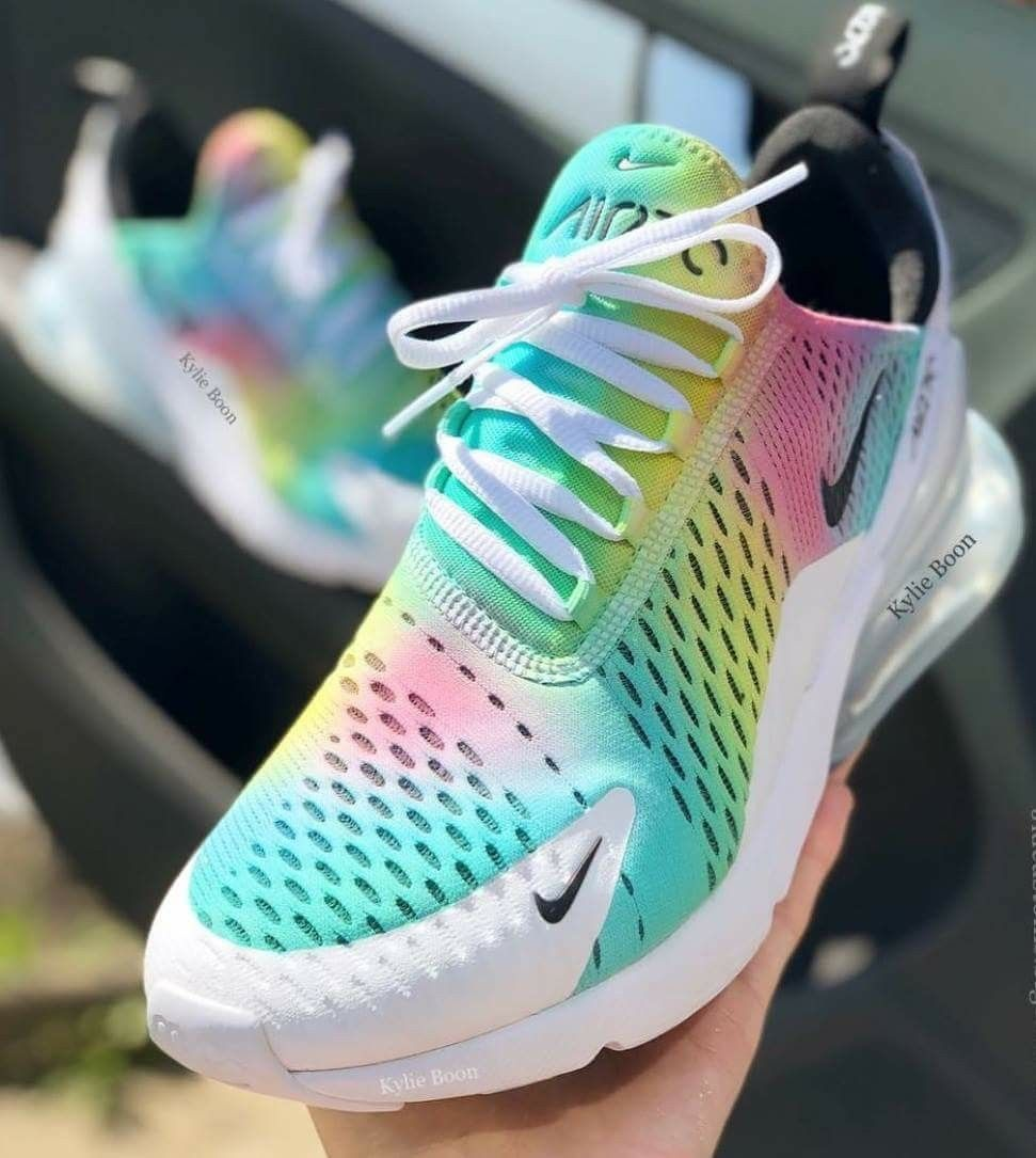 Pin by Mandi Flitcraft on Sneakers | Rainbow sneakers